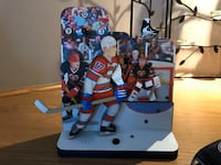 NHL Set of Assorted Collectibles and hockey clock Edmonton, T5X 6G1