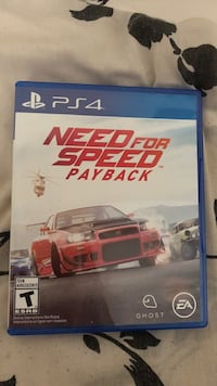 Need for speed payback Kitchener, N2P 1L2