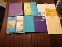 College ruled notebook each 15 Silver Spring, 20902
