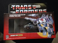 Transformers g1 reissue mirage  Vancouver, V5N 3R9