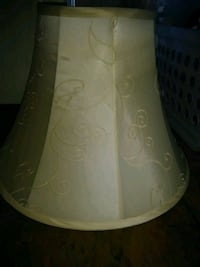 LAMP SHADES very pretty lit up