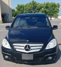 2009 Mercedes-Benz B200 black, no accident. Well m Montréal