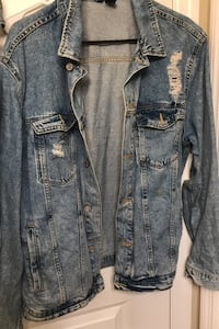 L Denim Jacket