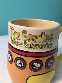 The Beatles Yellow Submarine Mug Vienna, 22180