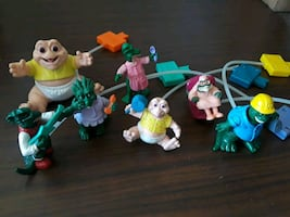 The Dinosaurs tv show toys