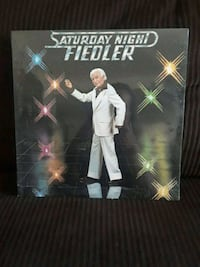 SATRDAY NIGHT FIEDLER record Ogden, 84404