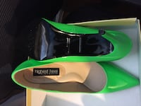 green Highest Heel patent leather heels Hyattsville, 20783