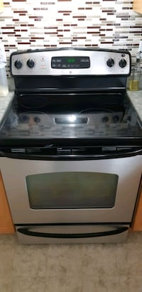 electric stove.