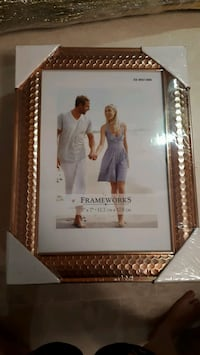 Rose Gold Picture Frames (5)