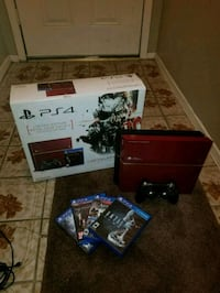 Limited Edition Sony PS4 with box Houston, 77053
