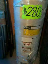 white and gray water heater tank Los Angeles, 90003