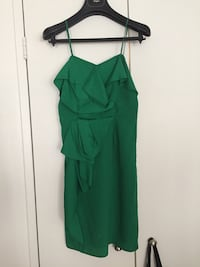 Green Jacob dress, size 0 Toronto, M4Y 1R7