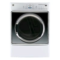 kenmore dryer white 91982