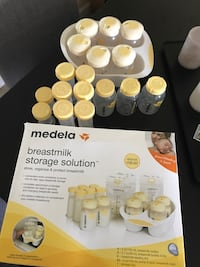 Medela storage solution Fairfax, 22032