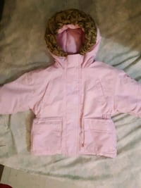 pink zip-up hoodie Winnipeg, R3B 3C3