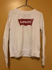 white and red Supreme long-sleeved shirt Toronto, M2R 1G5