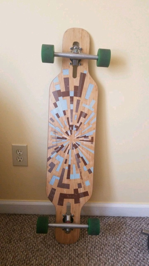 Loaded Tan Tien Longboard