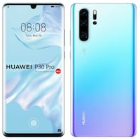 *firm price* Like New Unlocked Huawei P30 Pro 128GB 6GB Breathing Crystal Android Smartphone (pick up only) Toronto