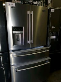 MAYTAG 4-doors fridge NEW scratch and dent  Baltimore, 21223