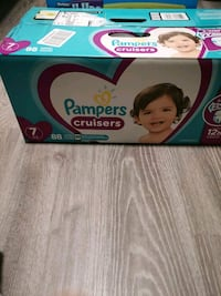 Pampers cruisers size 7 Hamilton, L8R 3J3