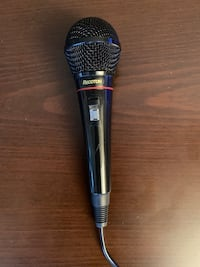 Recoton Microphone with Cable Not Negotiable