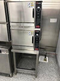 Double-Stacked Convection Steamers w/ Floor Stands!! ($1750-$2750) Anaheim, 92806