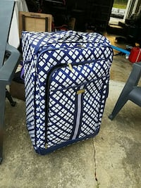 Large Jessica Simpson luggage