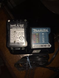Makita battery with charger 12volt battery Guadalupe, 93455