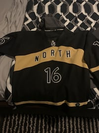 OVO INSPIRED LEAF JERSEY