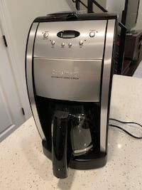Cuisinart Grind & Brew Coffee maker Washington, 20002