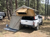 ARB Rooftop Tent with Annex and ladder extension Albuquerque, 87114