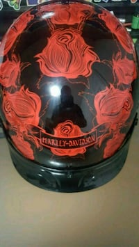 Ladies harley helmet SZ medium
