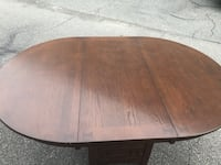 High foldable table with 3 chairs Virginia Beach, 23462