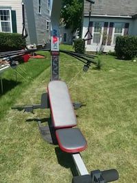 black and red exercise equipment Norfolk, 23504