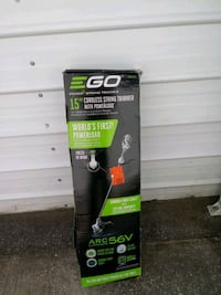 ego cordless trimmer