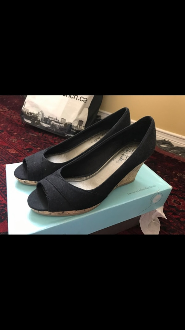 Wedges 6.5 shoes