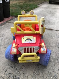 Power wheels Dora car Manalapan, 07726