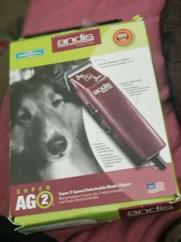 Professional Dog/Cat Grooming Clippers 8171bd9c-366a-4578-b0b7-7a5bc7f56d63