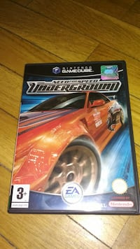 Need for Speed Underground (Nintendo GameCube) Valladolid, 47007