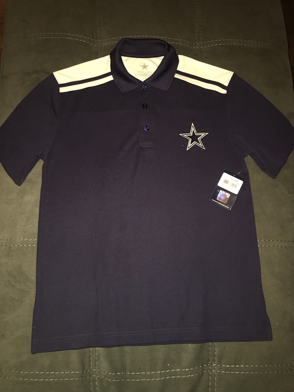 d09259ab Used Dallas Cowboys Small Men's Polo- new! for sale in Fort Worth ...
