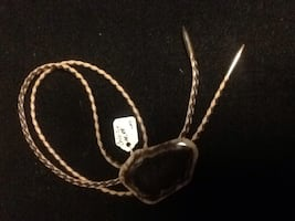 Bullet tipped Bolo Tie