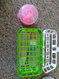 Formula holder and bottle washer basket Leesburg, 34788