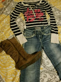 Girls outfit Chaffee, 63740