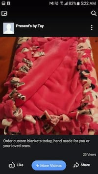 Handmade Blanket Custom for you  Yuma, 85367
