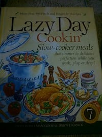 Lazy day cooking London, N5W 2Y8
