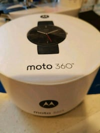 like new moto 360 Santa Clara, 95050