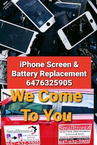 Phone Screen repair / replacement  Toronto