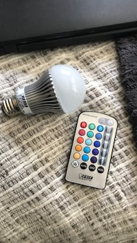 LED bulb with remote Knoxville, 37917