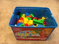 Blocks - MegaBloks 140 piece set
