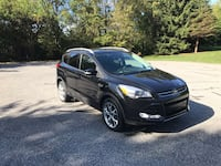 2014 Ford Escape Mount Wolf